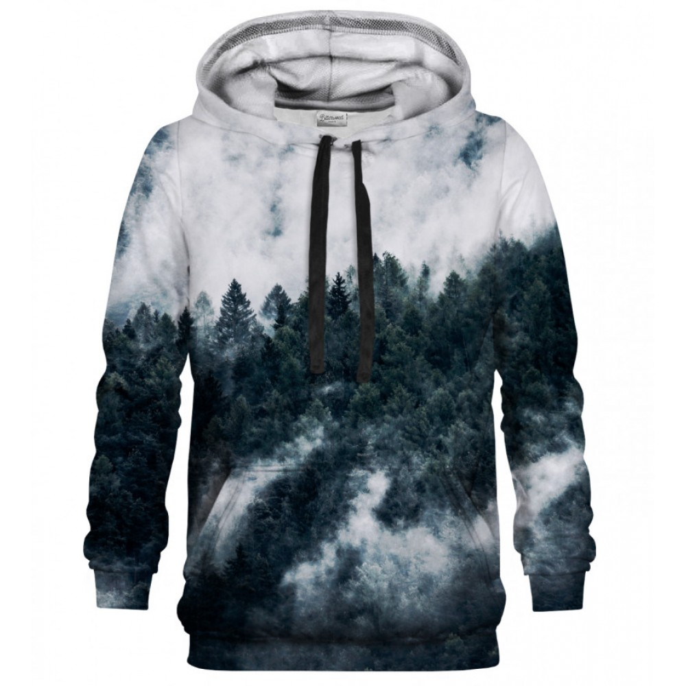Mighty Forest GREY Hoodie