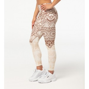 Ink Pattern Leggings